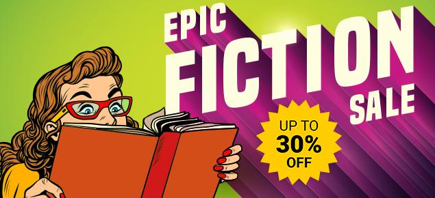 Epic Fiction Sale