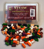 Steam Locomotive Set
