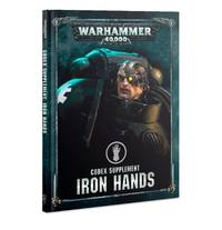 Warhammer 40,000: Iron Hands - Codex Supplement