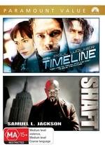 Timeline / Shaft (2 Disc Set)  on DVD