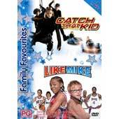 Catch That Kid / Like Mike - Family Favourites (2 Disc Set) on DVD