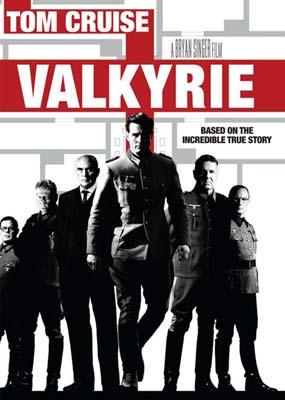 Valkyrie DVD image