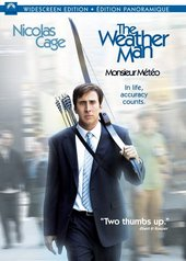 The Weather Man on DVD