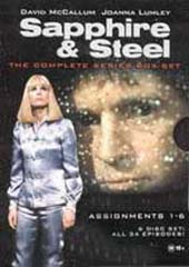 Sapphire & Steel Boxed Set on DVD