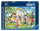 Ravensburger 1000 Piece JIgsaw Puzzle - Disney Mickey's Birthday