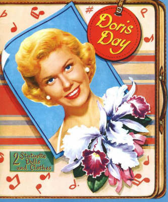 Doris Day Paper Dolls by Jenny Taliadoros
