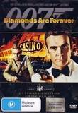 Diamonds Are Forever (007) - James Bond Ultimate Edition (2 Disc Set) on DVD