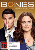 Bones - The Complete Ninth Season DVD