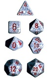 Chessex - Polyhedral Dice Set - Air Speckled