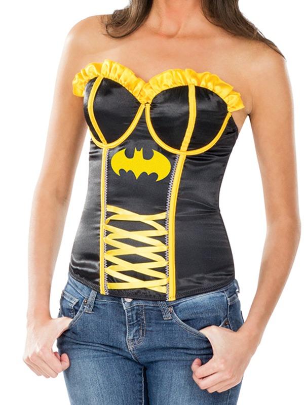 Batgirl Corset - Medium