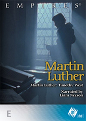 Empires: Martin Luther on DVD