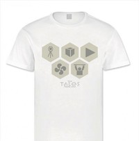The Talos Principle - Actions T-Shirt (Medium)