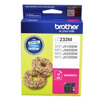Brother Ink Cartridge LC233M (Magenta)