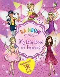 Rainbow Magic: My Big Book of Fairies by Daisy Meadows
