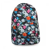 Loungefly Star Wars Floral Print Backpack