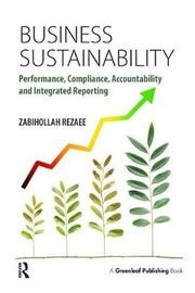 Business Sustainability by Zabihollah Rezaee