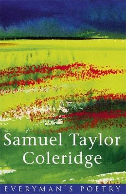 Coleridge: Everyman's Poetry by Samuel Taylor Coleridge image