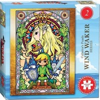 Nintendo: The Legend of Zelda Wind Waker - 550pc Collectors Puzzle (Series 2)