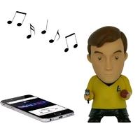 Star Trek: The Original Series - Captain Kirk Bluetooth Speaker