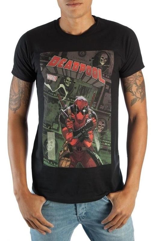 Marvel: Deadpool - Corrugate Boxed T-Shirt (2XL)