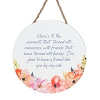 Empowerment Hanging Sign - Friends