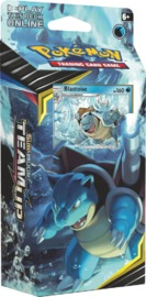Pokemon TCG: Sun & Moon Team Up - Theme Deck (Blastoise)