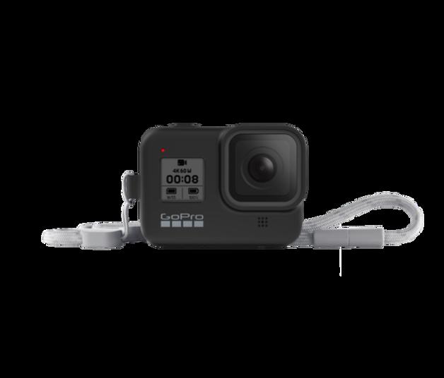 GoPro: Sleeve + Lanyard for HERO8 Black - Blackout