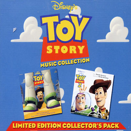 Toy Story 1 & 2 by Original Soundtrack image