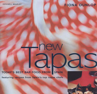 New Tapas: Today's Best Bar Food from Spain by Fiona Dunlop image