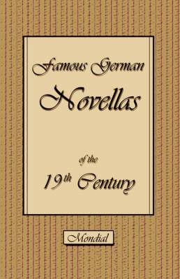 Famous German Novellas of the 19th Century (Immensee. Peter Schlemihl. Brigitta) by Theodor Storm image