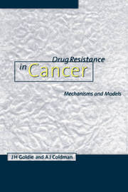 Drug Resistance in Cancer by James H. Goldie image