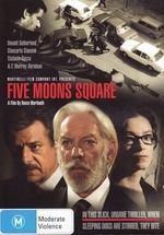 Five Moons Square  on DVD