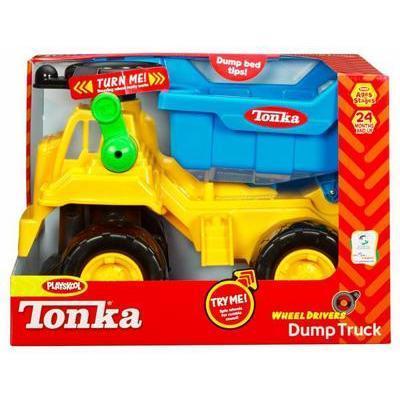 Tonka Wheel Drivers Dump truck