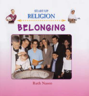 Belonging by Ruth Nason