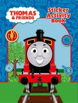 Thomas and Friends Sticker Activity Book