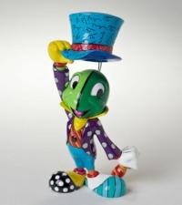 Romero Britto - Jiminy Cricket Figurine
