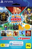 Sony PS Vita Heroes Mega Pack for PlayStation Vita