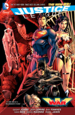 Justice League: Trinity War (The New 52) by Geoff Johns