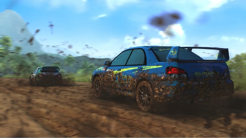 Sega Rally for PC Games image