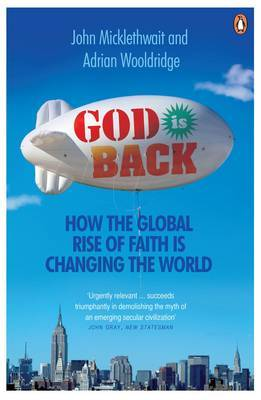 God is Back by Adrian Wooldridge image