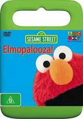 Sesame Street: Elmopalooza! on DVD