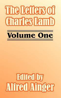 The Letters of Charles Lamb (Volume One) image