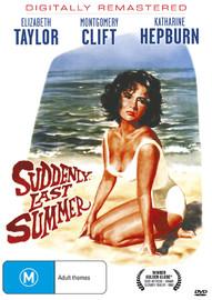 Suddenly, Last Summer [Digitally Remastered] on DVD image