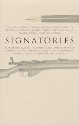 Signatories by Emma Donoghue