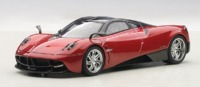 AUTOart: 1/43 Pagani Huayra (Red) - Diecast Model