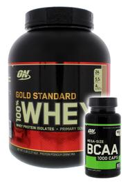Optimum Nutrition Gold Standard 100% Whey - Mocha Cappuccino (2.27kg)