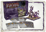 Runewars Miniatures Game: Waiqar Infantry Unit Upgrade Expansion