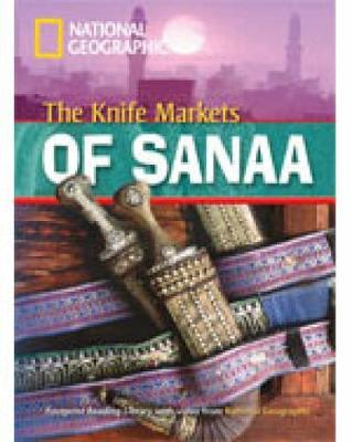 The Knife Markets of Sanna by Rob Waring