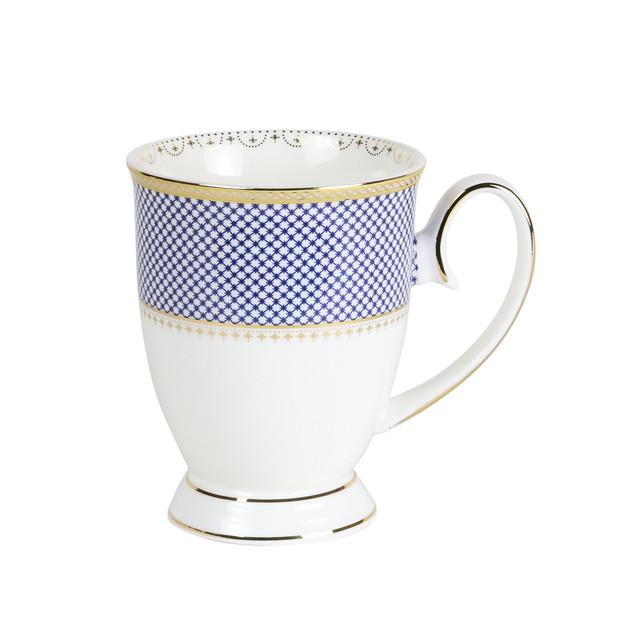 Robert Gordon: Mug (Parlour Blue)