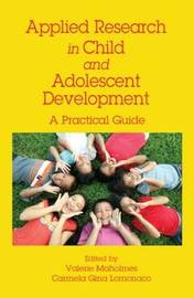 Applied Research in Child and Adolescent Development image
